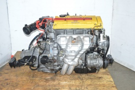 JDM Acura Integra GSR Engine B18C 5 Speed LSD Transmission OBD2